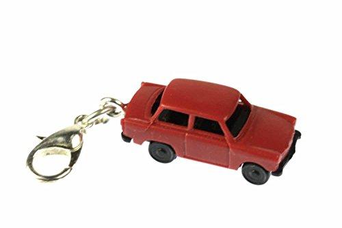 Miniblings Trabbi Auto DDR Charm Trabant Trabi rot - Handmade...