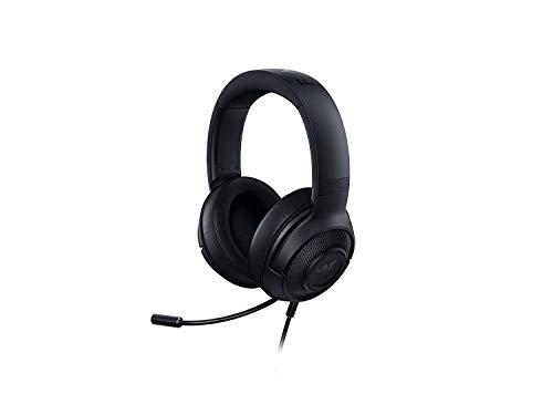 Razer Kraken X - Gaming Headset (Ultra leichte Gaming Headphones für...