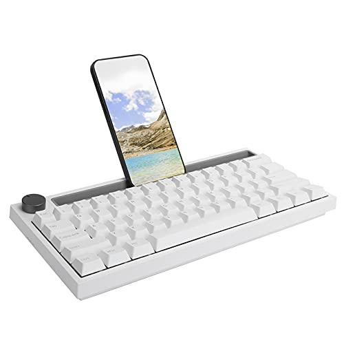 Mechanische Tastatur Professionelle Tastatur 62 Tasten...