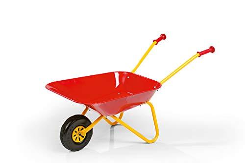 Rolly Toys S2627080 Toys Metallschubkarre für Kinder (ab 2,5 Jahre,...