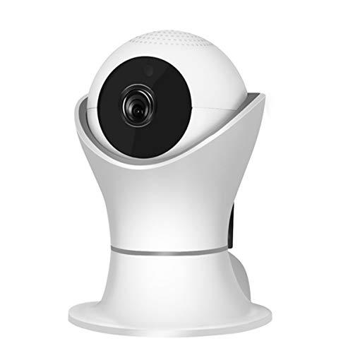 HIYOUNG Überwachungskamera Innen, Babyphone 360° WLAN IP Kamera, 1080P WiFi Kamera mit Nachtsicht,...