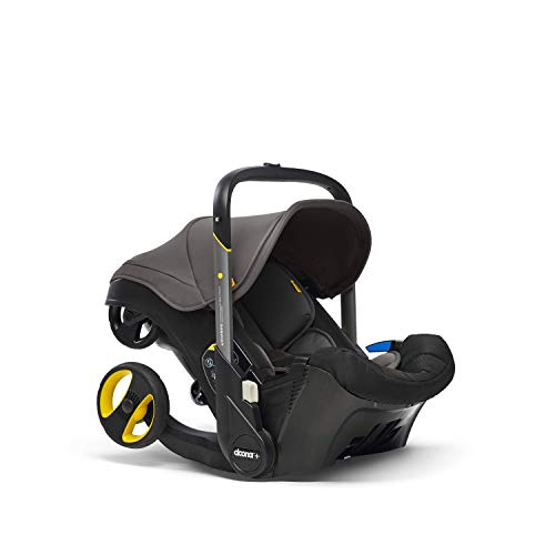 Doona+ 0+ Kindersitz - Die erste Babyschale mit integriertem...