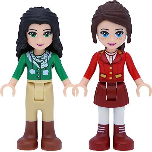 LEGO Friends Minifiguren-Set Emma und Naomi (aus Set 41131)