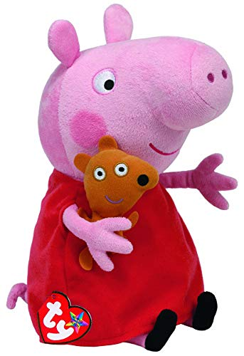 TY 7196230 Peppa Pig Plüschtier, A