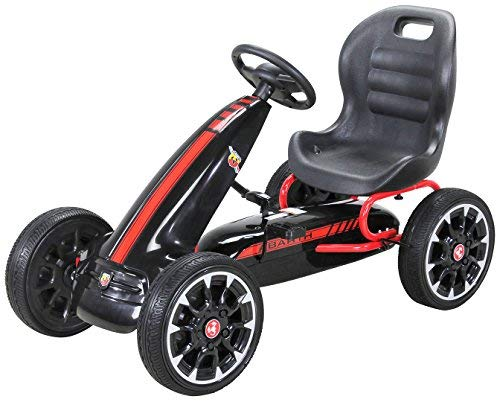 Actionbikes Motors Miweba Gokart Abarth Lizenziert Kinder Pedal Auto...