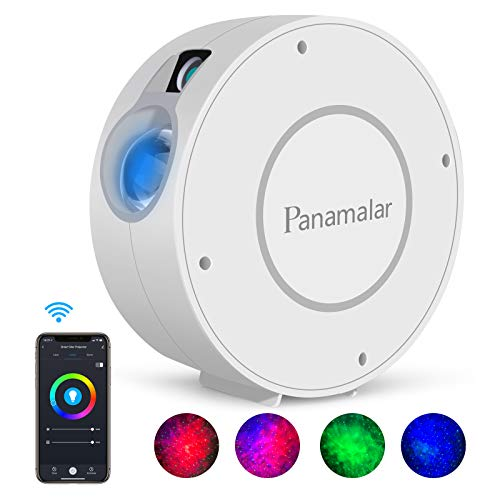 Panamalar Smart Sternenhimmel Projektor, WLAN LED Projektor Galaxy...