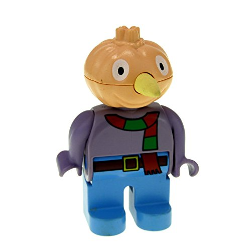 Bob der Baumeister Figur Knolle die Vogelscheuche Lego Duplo 4555 B58