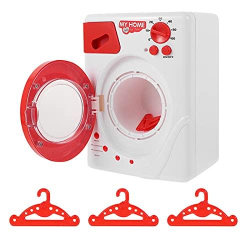 FOMIYES Kinderwaschmaschine, Spielzeug, Vorspielgeräte,...