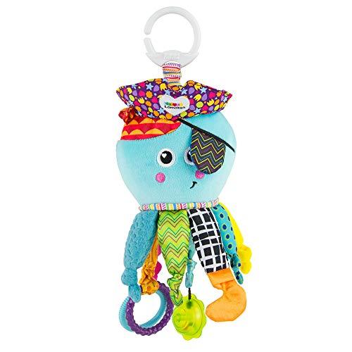 Lamaze Baby Spielzeug 'Captain Calamari, die Piratenkrake' Clip & Go,...