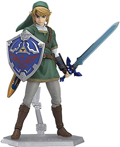 Anime Zelda Anime Actionfiguren Skyward Sword Link PVC Action Figure...