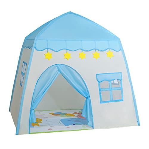 4YANG Kinderspielzelt Kinderzelt, Prinzessin Spielzelt für Mädchen,...