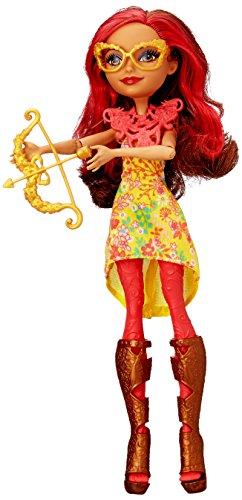 Mattel Ever After High DVH80 - Bogenschießen Rosabella Puppe,...