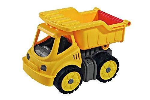 BIG-Power-Worker Mini Kipper, Kippfahrzeug geeignet als Sandspielzeug...