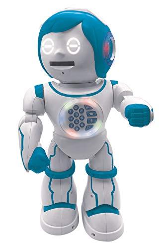 Lexibook ROB90DE Powerman Kid-Pädagogischer und zweisprachiger...
