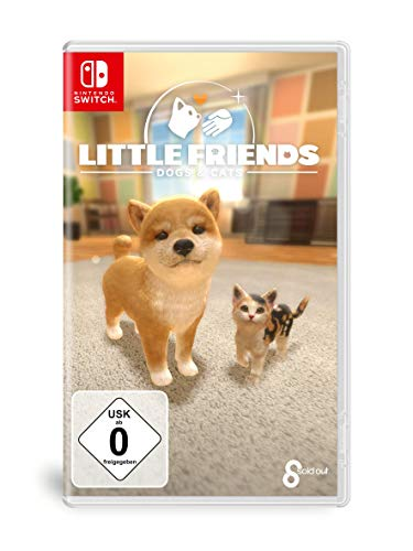 Little Friends: Dogs & Cats - [Nintendo Switch]