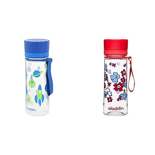 Aladdin Aveo Trinkflasche für Kids, aus Tritan-Kunststoff, 0.35...