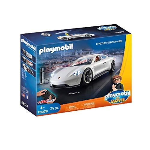 Playmobil:THE MOVIE 70078 Rex Dasher's Porsche Mission...