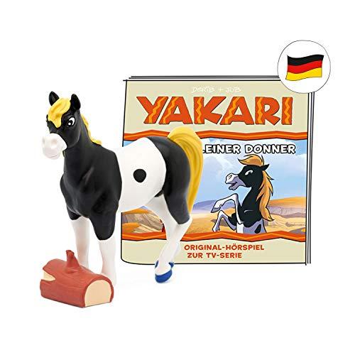 tonies Hörfiguren für Toniebox - Yakari -Best of...