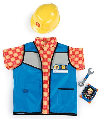 Smoby 380300 - Bob der Baumeister Handwerker Outfit