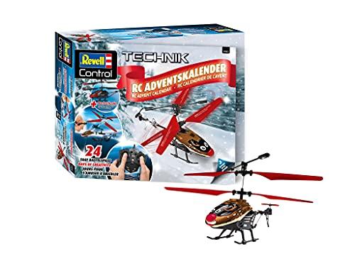 Revell Control 010339091 RC Adventskalender Helikopter mit...