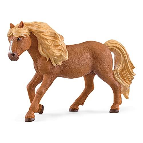 Schleich 13943 Spielfigur -Islandpony Hengst Horse Club