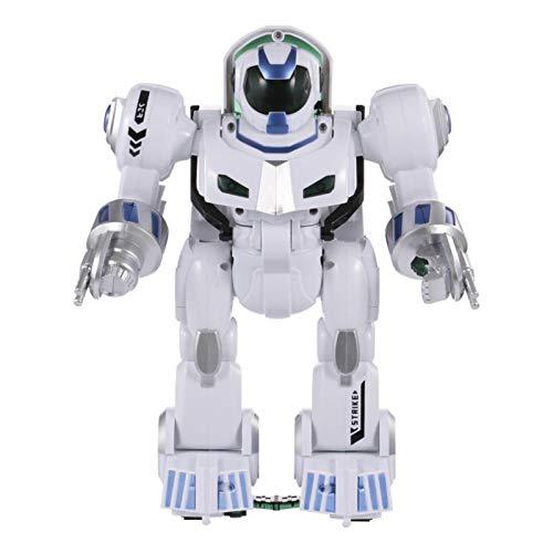 AUTOECHO RC Robot Toy Robots Geschenk Für 3+ Jahre Alte Kinder Programmierbare Smart Sensing Music Robot Toy...