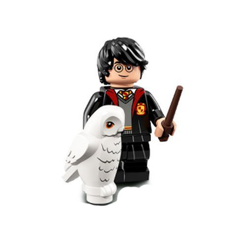 Lego Harry Potter Series 1 - Harry Potter in School Robes Minifigure (01/22) Bagged