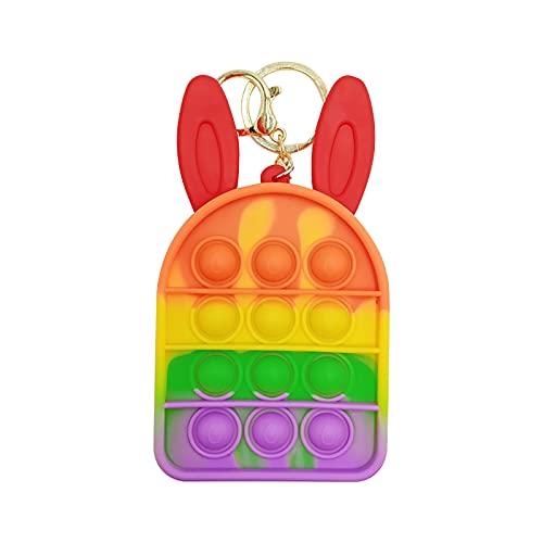 Simple Dimple Fidget Toy Sensory Fidget Zappelspielzeug Anti Stress...