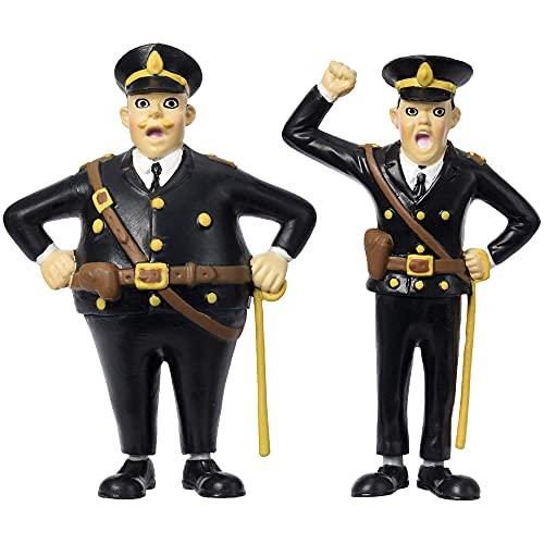 Mini Puppenhaus Figuren – Kunststoff Puppenhaus Zubehör – Pippi...