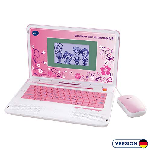 Vtech 80-117964 - Glamour Girl XL Laptop E/R