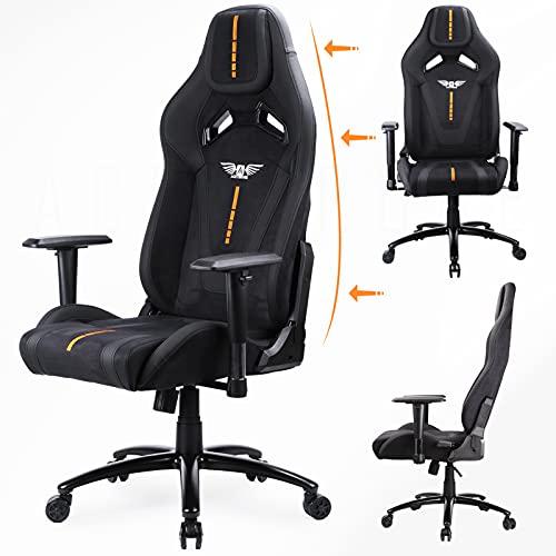 Acethrone Gaming Stuhl Bürostuhl Ergonomischer Chefsessel Hoch...