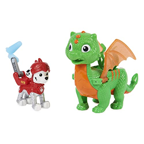 PAW PATROL 6063593, Rescue Knights, Kids Toys for Ages 3 and up,...