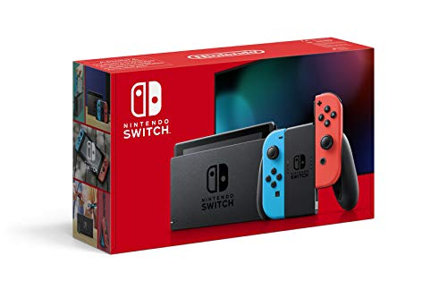 Nintendo Switch (Neon Rot/Neon-Blau)