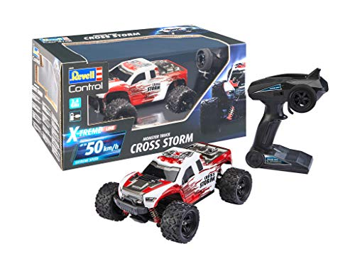 Revell Control 24830 X-Treme schneller RC Truggy Cross...