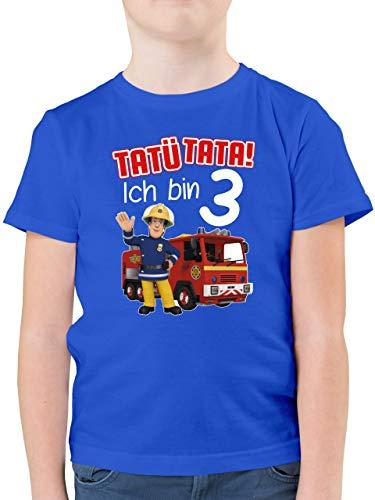 Feuerwehrmann Sam Jungen - Tatü Tata! Ich Bin 3 - rot - 104 (3/4...