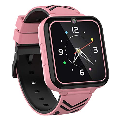 Kinder Smart WatchTelefon,Handy-Smartwatch für Kinder...