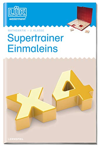 LÜK-Übungshefte: LÜK: 2. Klasse - Mathematik: Supertrainer...