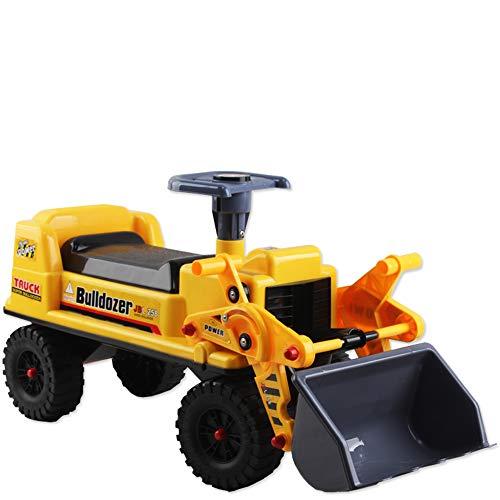 deAO Sitzbagger für Kinder-Toller Bagger-Spaẞ für Drauẞen mit...