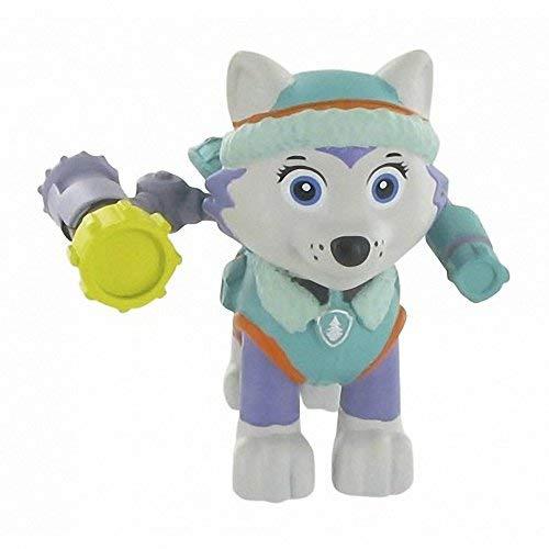 PAW PATROL Figur Everest Mehrfarbig