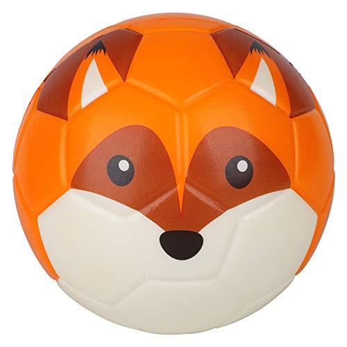 Borpein 15,2cm großer Mini-Fußball, niedliches Tier-Design,...