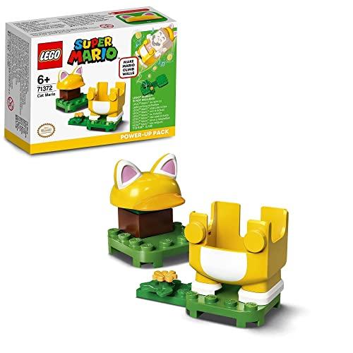 LEGO 71372 Super Mario Katzen-Mario - Anzug, Erweiterungsset, Power-Up...