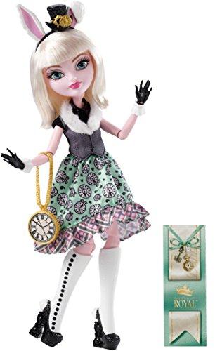 Ever After High Mattel CDH57 - Modepuppen, Bunny Blanc