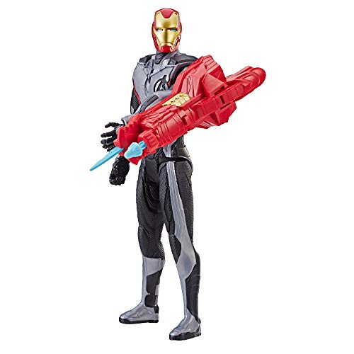 Avengers Endgame Titan Hero Power FX Iron Man, 30 cm...