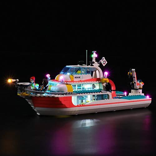 LIGHTAILING Licht-Set Für (Friends Boot für Rettungsaktionen) Modell...