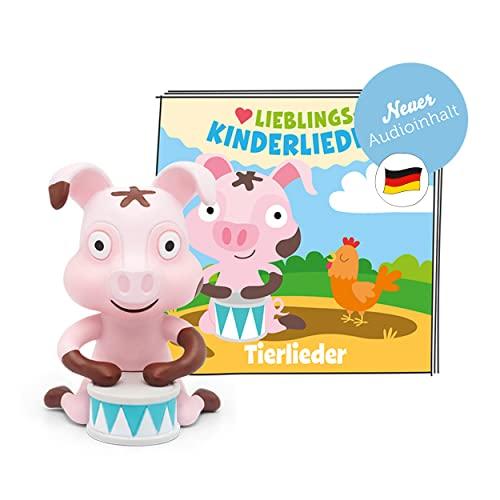 tonies Hörfiguren für Toniebox, Lieblings-Kinderlieder –...