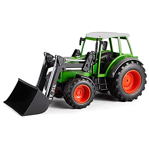 efaso Double E E356-003 RC Traktor mit Schaufel 2,4GHz 1:16