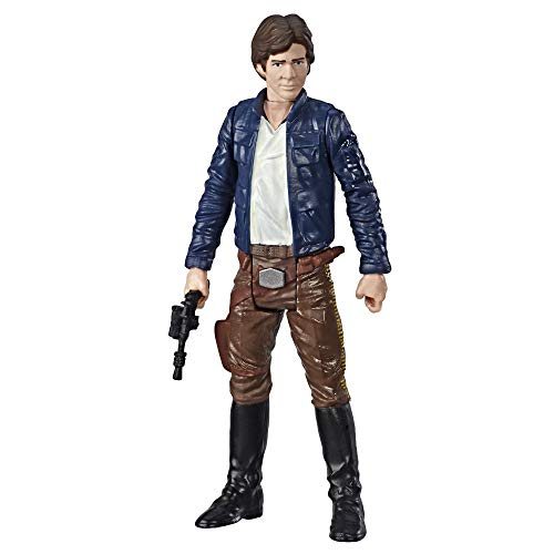 Star Wars Galaxy of Adventures Han Solo Scoundrel 9,5...