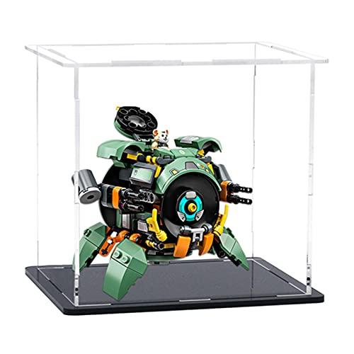 SWDZ Vitrine für Lego Overwatch Wrecking Ball 75976, Acryl Display...