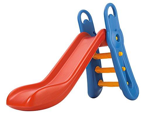 BIG - Fun-Slide - 152cm lange Rutschbahn, Nutzung für den...