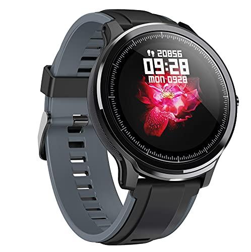 QFSLR Smartwatch, Rinsmola Fitnessuhr Mit...